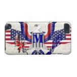 American Eagle patriótico personalizó el monograma
