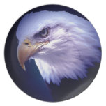 American Eagle Plato De Cena