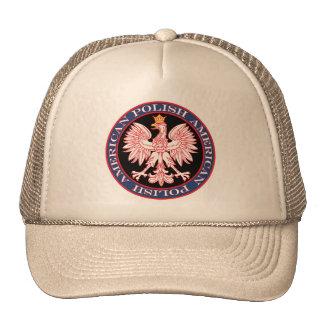 American Eagle polaco redondo Gorras