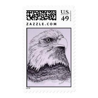 American Eagle Stamp