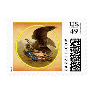 American Eagle Postage