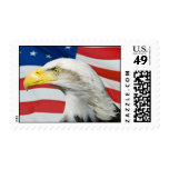American Eagle Postage Stamp