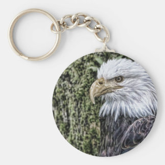 American Eagle Products Keychain