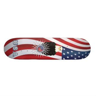 American Eagle Skate Custom Skate Board