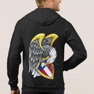 American Eagle Sleeveless Hoodie
