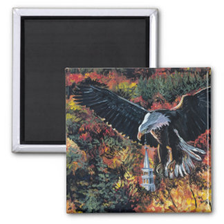 American Eagle Soars Fridge Magnet