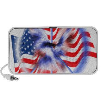 American Eagle Mini Speakers