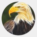 American Eagle Sticker