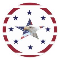 AMERICAN EAGLE STICKERS