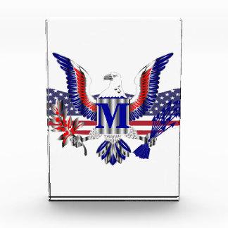 American eagle symbol award