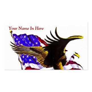 American Eagle Tarjetas De Visita