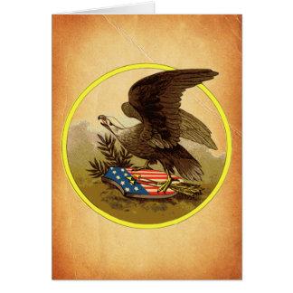 American Eagle Tarjeta De Felicitación