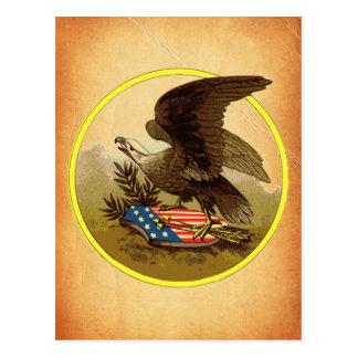 American Eagle Tarjetas Postales