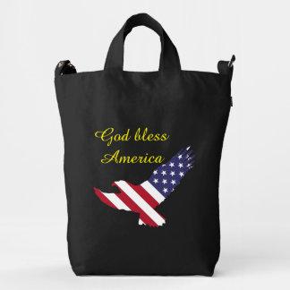 American Eagle Tot Bag