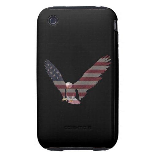 American Eagle Tough iPhone 3 Case