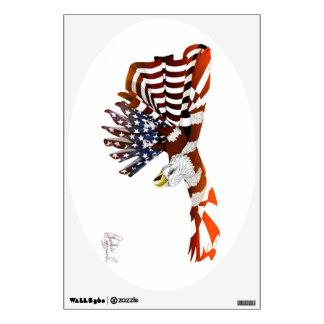 American Eagle Wall Decal