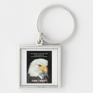 American Eagle wants to Quit Keychain