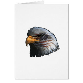 American Eagle with Flag Cards