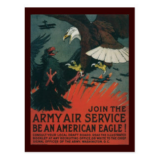 American Eagle World War 2 Post Cards