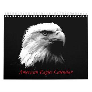American Eagles 2017 Calendar