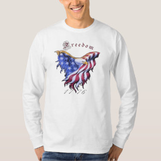 American Eale - Freedom Long Sleeved T-Shirt