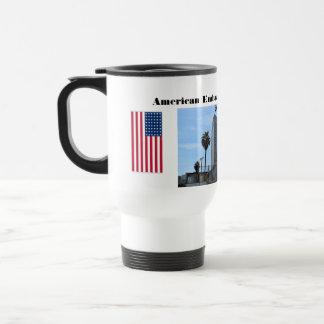 American Embassy Havana Cuba 2015 15 Oz Stainless Steel Travel Mug