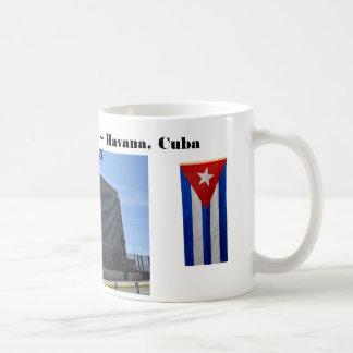 American Embassy in Cuba 2015 Classic White Coffee Mug