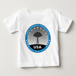 American Energy Independence Baby T-Shirt