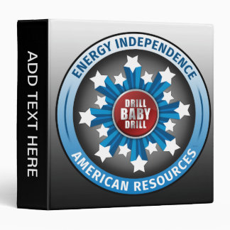 American Energy Independence Binder