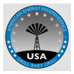 American Energy Independence Poster