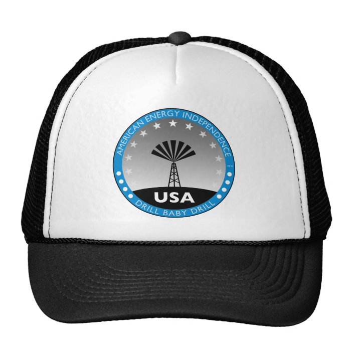 American Energy Independence Trucker Hat