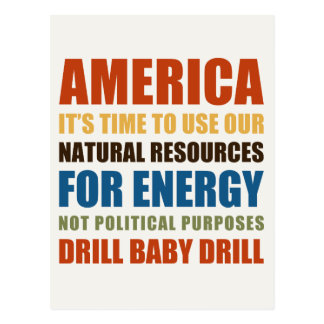 American Energy Post Cards