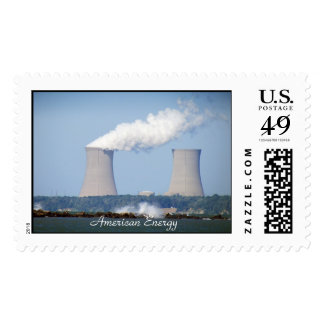 American Energy USA Forever Postage Stamp