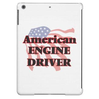 American Engine Driver iPad Air Case