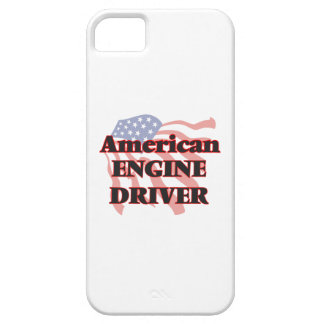 American Engine Driver iPhone 5 Case