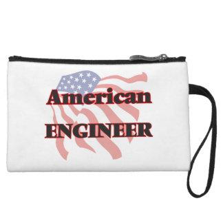 American Engineer Wristlet Purses