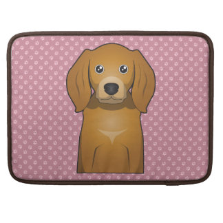 American English Coonhound Paws MacBook Pro Sleeve