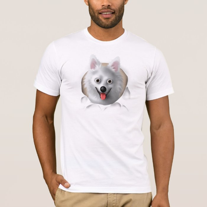 American Eskimo Busting Out T-Shirt