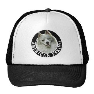 American Eskimo Dog 002 Hats