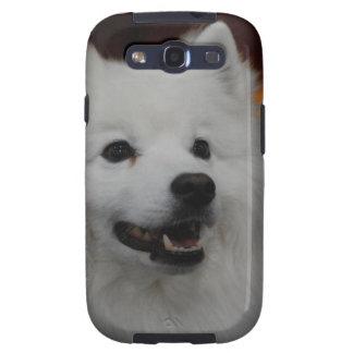 american-eskimo-dog-2.jpg samsung galaxy s3 cover