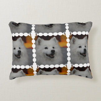 american-eskimo-dog-2.jpg cojín decorativo