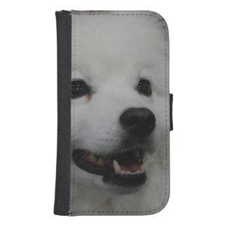 american-eskimo-dog-2.jpg funda cartera para teléfono