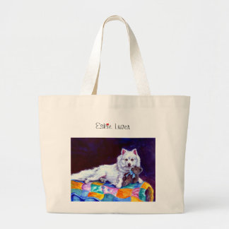 American Eskimo Dog Bag