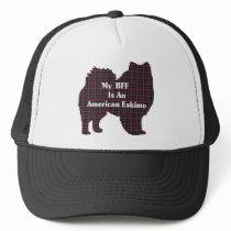 American Eskimo Dog BFF Hat