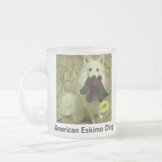 American Eskimo Dog Cup