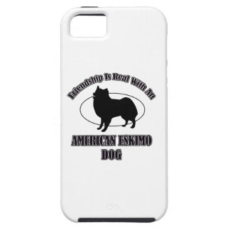 AMERICAN ESKIMO DOG DOG DESIGNS iPhone 5/5S COVERS