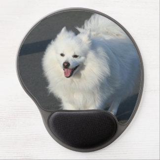 American Eskimo dog Gel Mouse Pad