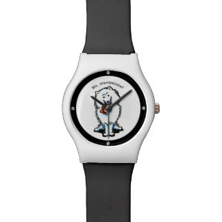 American Eskimo Dog Manipulate Watch