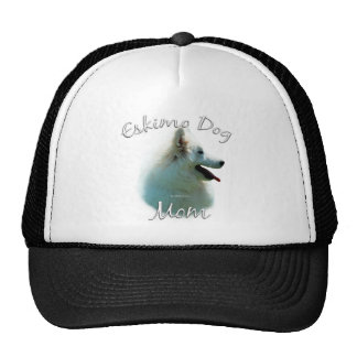 American Eskimo Dog Mom 2 Trucker Hat