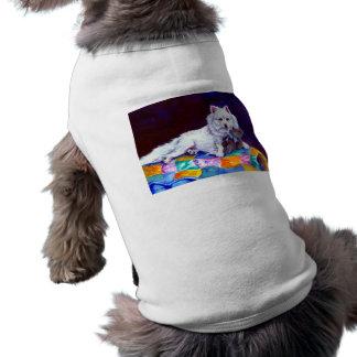 American Eskimo Dog Sweater Tee